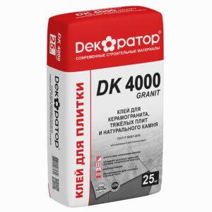 КЛЕЙ DK 4000